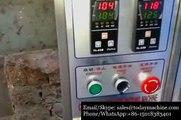 Auto lait en poudre Sac équipement d'emballage, machine d'emballage de sac automatique de la poudre de chili