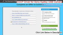 EOCP Driver for Sony Eyetoy USB Camera Key Gen (Instant Download)