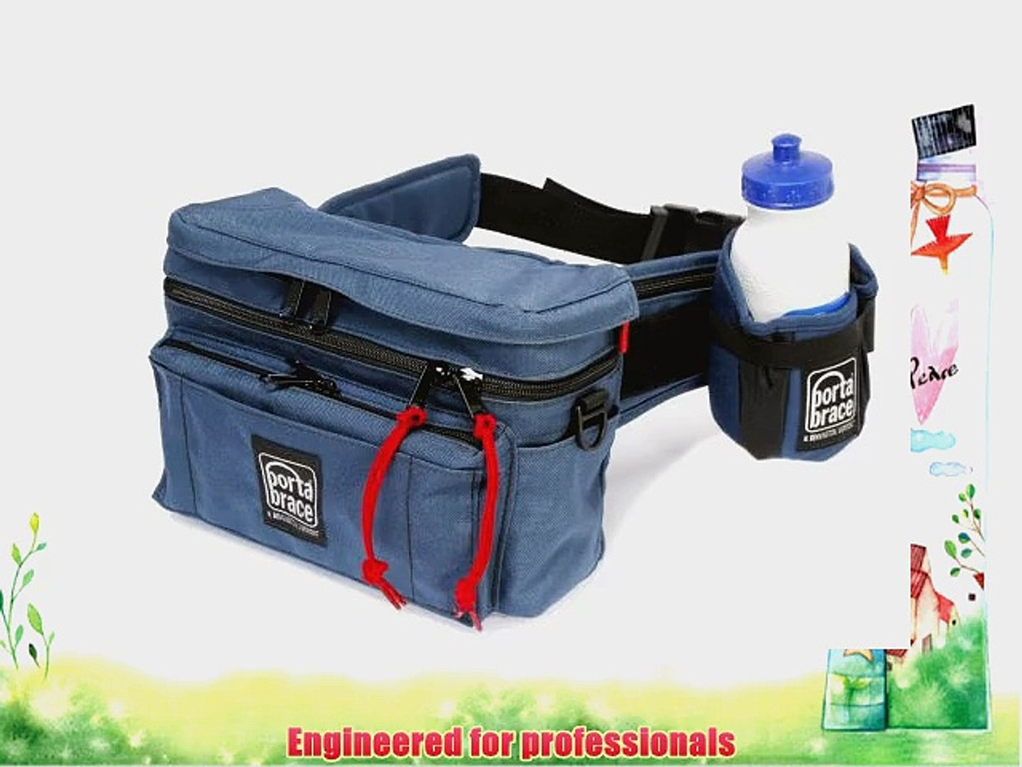 5737a06b0131 Portabrace HIP-3 Hip Pack - Large (Blue)