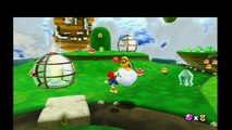 LP #6: Super Mario Galaxy 2(Recently released on nintendo Wii U eshop/Nintendo Wii/Nintendo Wii U) episode 3 HD 100%
