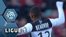 But Claudio BEAUVUE (28ème) / Girondins de Bordeaux - EA Guingamp (1-1) - (GdB - EAG) / 2014-15