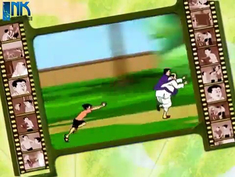 Chul Gojanor Tel - Nonte Fonte - Bangla Cartoon - Bengali Comics - Animation Comedy