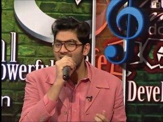Performing Kabhi Jo Badal Barsay