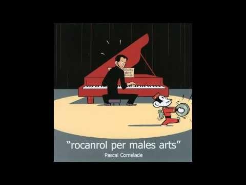 Pascal Comelade (feat. PJ Harvey) - Love Too Soon (feat. PJ Harvey) (L'Argot Du Bruit - 1998)