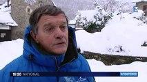 Pyrénées : plusieurs stations de ski coupées du monde