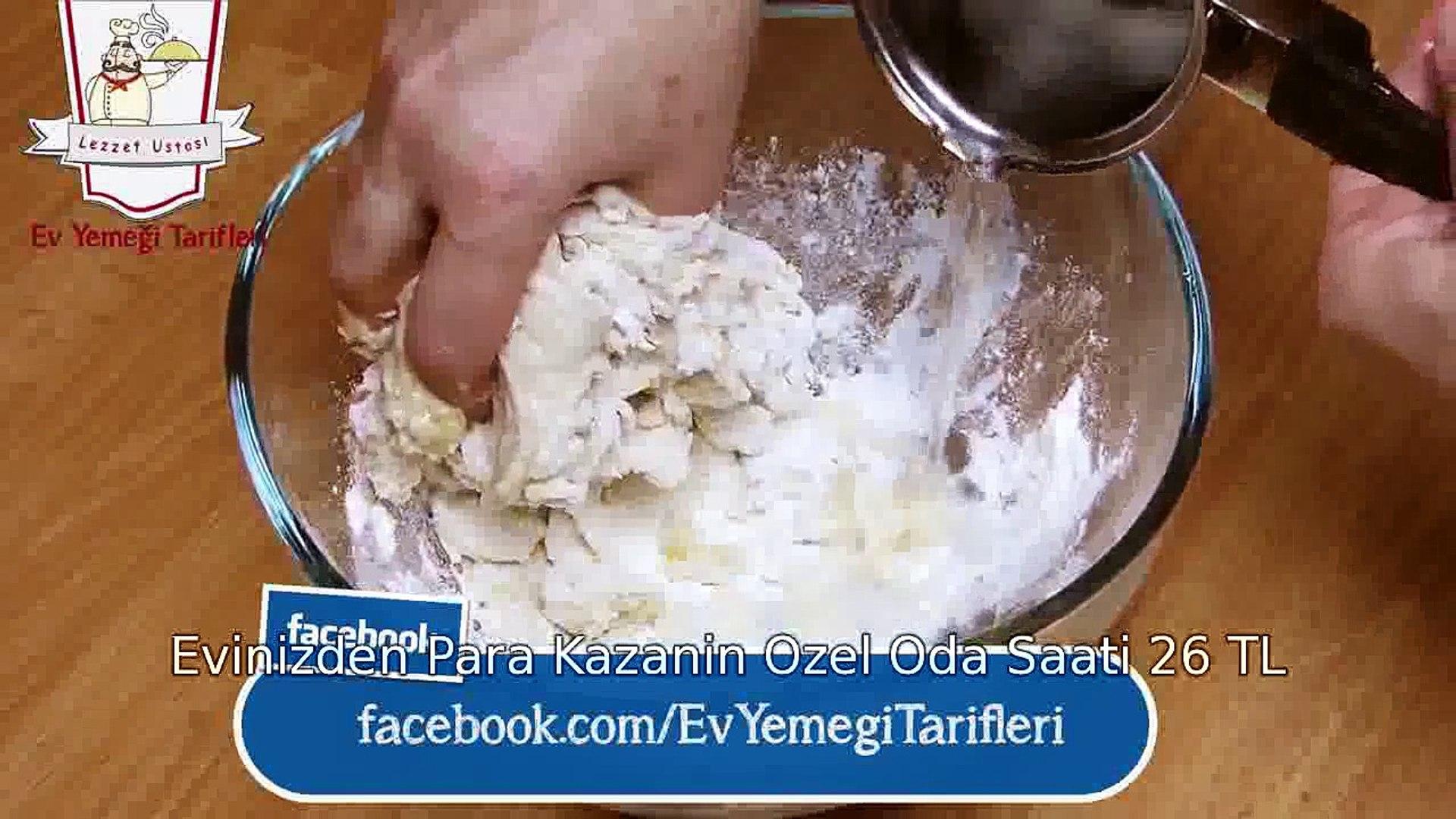 Hamburger Tarifi Köftesi ve Ekmeği Nasıl Yapılır