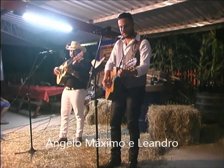 Programa Paparazzi Brazil Sertanejo 2015 com Angelo Máximo & Leandro  em Campinas-SP 4º Parte