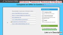 Windows Password Key Enterprise Cracked (Download Now 2015