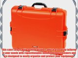 Nanuk 945 Case with Padded Divider (Orange)