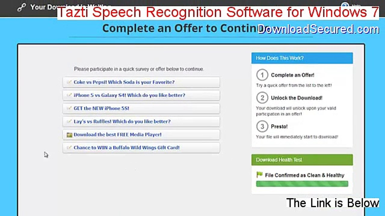 Tazti Speech Recognition Software for Windows 7, 8, 8 1 (64-bit) Crack -  tazti speech recognition software for windows 7 64 bit