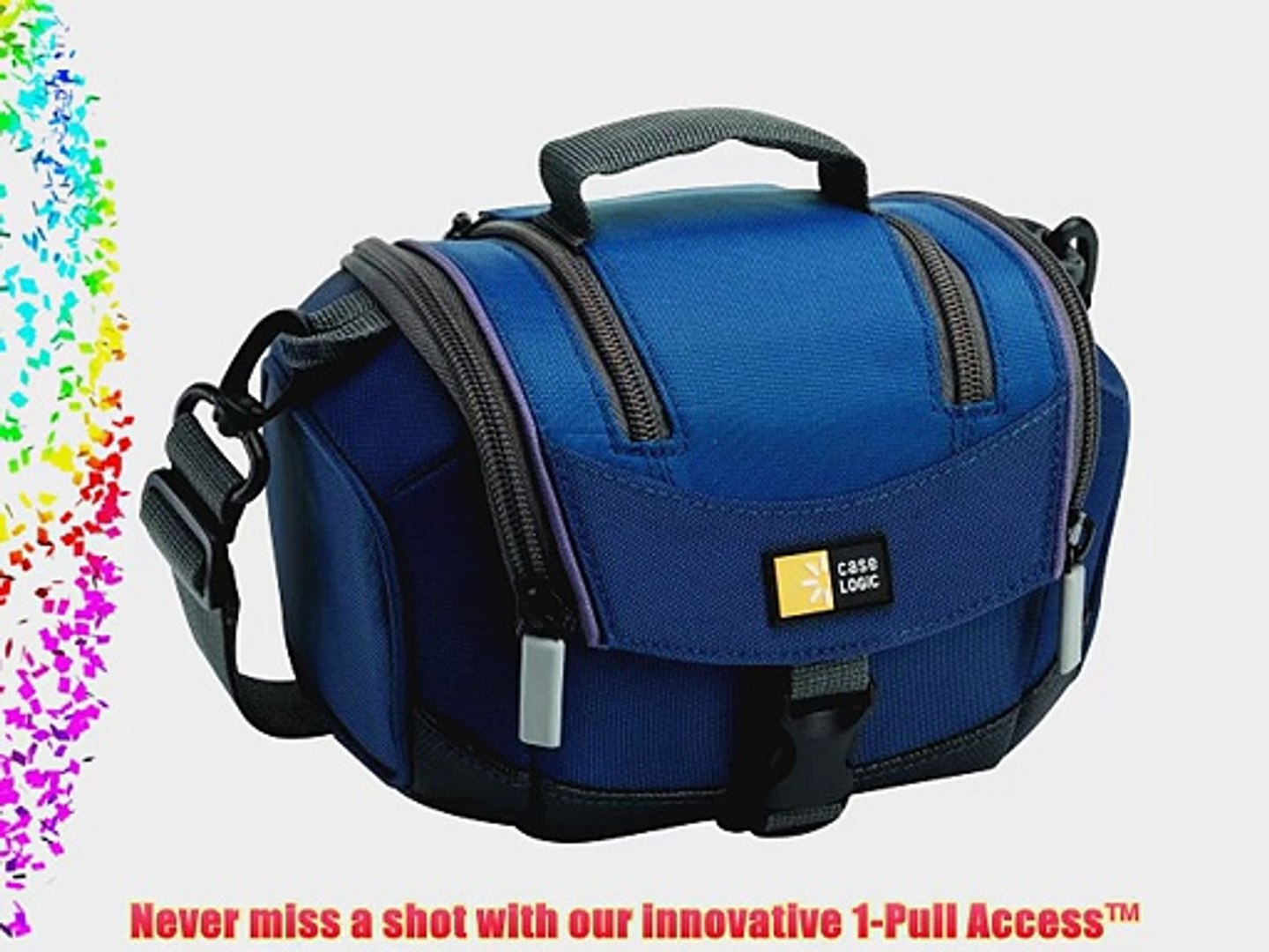 Case Logic DCB66 High Zoom or Compact Camera Case