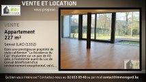 A vendre - Appartement - Genval - Genval (LAC) (LAC) - Genval (LAC) (1332) - 227m²