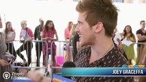 Willow Shields, Gregg Sulkin, & Vanessa Marano Talk Confidence at the 2014 Teen Choice Awards