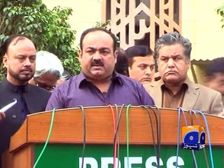 Emergency should be declared in Sindh: MQM