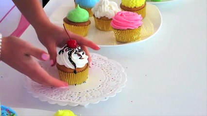 Cupcake Icing Techniques ★ Cupcake Icing Ideas