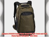 Lowepro LP36358 Scope Photo Travel 350 AW Travel and Field Photo/Optics Backpack - Dark Olive