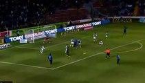 L'incroyable plongeon de Ronaldinho