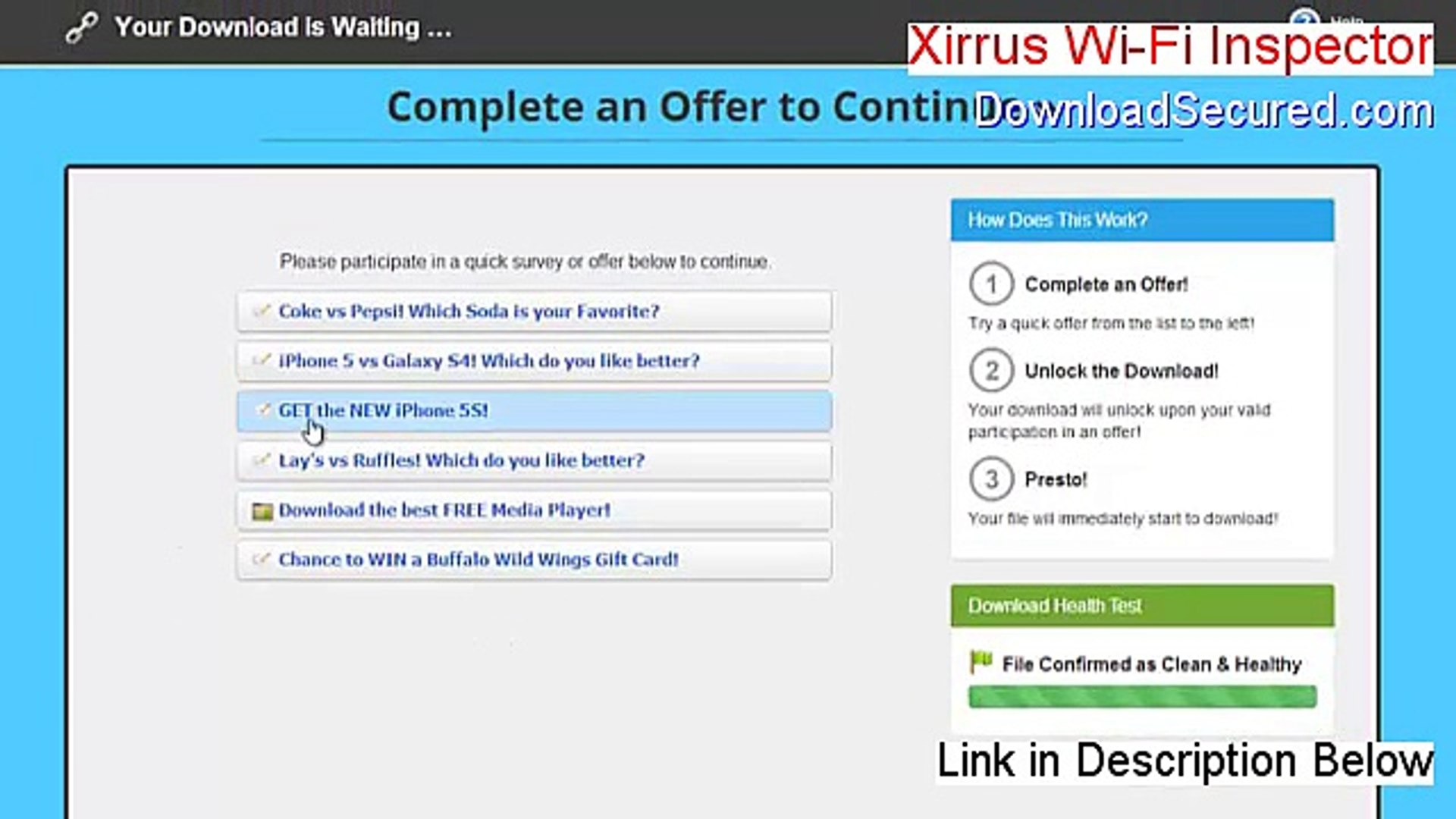 Xirrus Wi-Fi Inspector Download (Download Now)