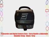 Panasonic Lumix DMC-FZ70 Digital Camera Case Camcorder and Digital Camera Case - Carry Handle