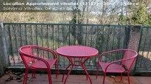 A louer - appartement - vitrolles (13127) - 1 pièce - 35m²