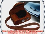 MegaGear Ever Ready Protective Leather Camera Case Bag for Nikon COOLPIX P7700 Nikon COOLPIX
