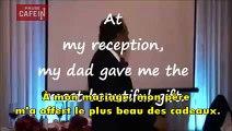 Le cadeau de mariage de ce père va faire fondre en larmes toute la salle