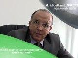 Industrie au Maroc - Nouvelles perspectives de la FIMME - Abdelhamid Souiri