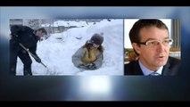 """Pyrénées: """"Il est tombé plus de deux mètres de neige dans certains endroits"""""""