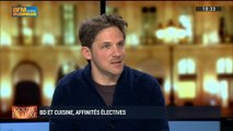 Comment les auteurs de bande dessinée s'inspirent-ils de la cuisine ?: Mathieu Burniat et Boris Guilloteau (3/5) - 01/02