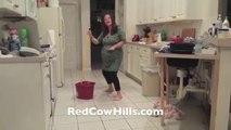 Pregnant Lady Twerks Until Her Water Breaks
