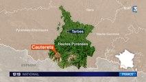 Dans les Pyrénées, Cauterets coupée du monde durant tout le week-end