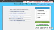 Hard Drive Inspector Professional Download (Download Here)