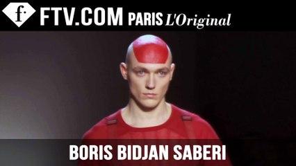 Boris Bidjan Saberi Men Fall/Winter 2015-16 | Paris Men's Fashion Week | FashionTV