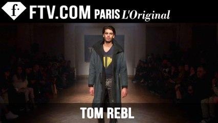 Tom Rebl Men Fall/Winter 2015-16 | Milan Men's Fashion Week | FashionTV