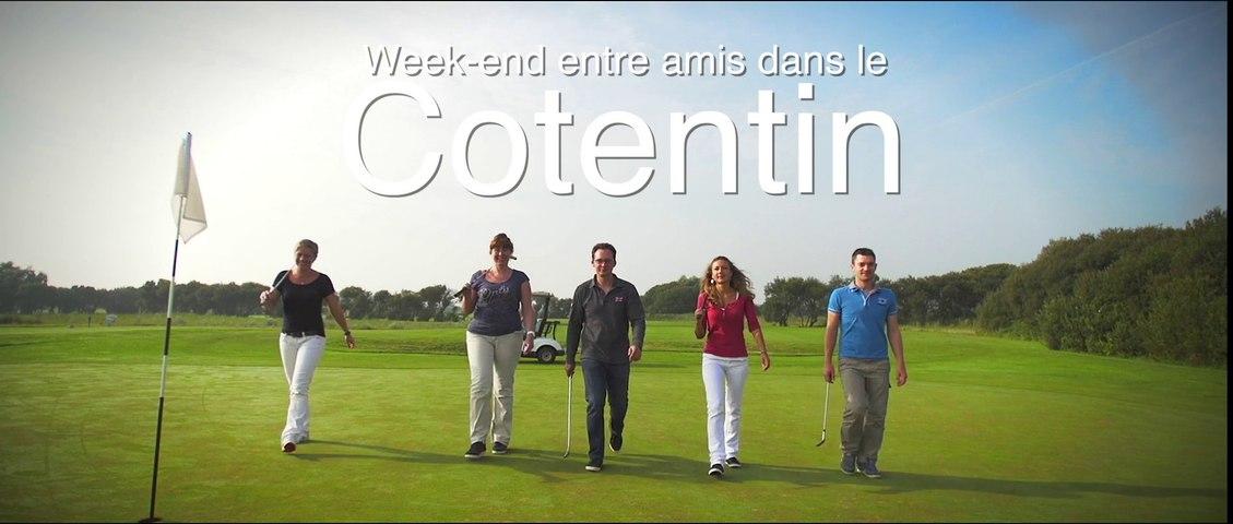 Un week-end entre copain dans le Cotentin
