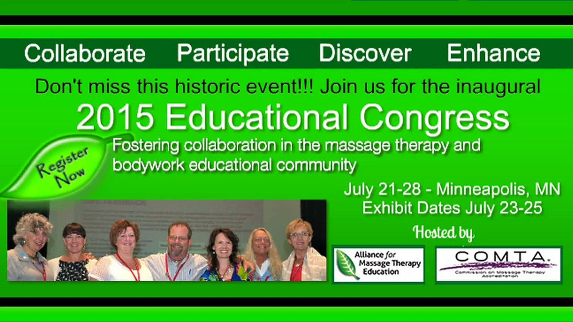 Tim Herbert - 2015 Educational Congress