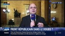 """BFM Story: Législative dans le Doubs (1/3): """"Ceux qui prônent le ni-ni perdent l'héritage républicain commun à l'UMP et au PS"""", Bruno Le Roux - 02/02"""