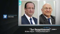Zapping TV : l'étrange ressemblance entre Michel Sapin... et François Hollande
