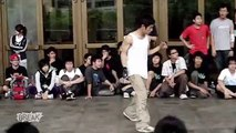 Break Dancer Breaks Arm