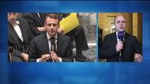 Menaces de mort contre Macron: Le Roux évoque des lettres d'insultes
