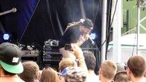 volodia - une minute de silence (live) reggae sun ska 2014