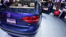 2015 Volkswagen Jetta TDI at New York Auto Show