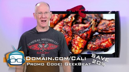 The Super Bowl Goes LED - GeekBeat.TV