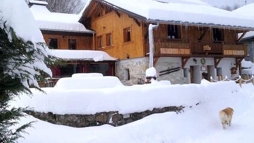 L'hiver est la !!!