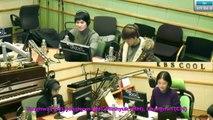 [ENG] 130207 CNBLUE KBS Cool FM Changmin TVXQ call