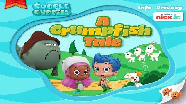 [HQ] Nick Jr. _ Bubble Guppies - Grumpfish Tale _ Tickety Toc - Bubble Time