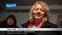 """Doubs : la candidate FN dénonce """"des attaques en dessous de la ceinture"""""""