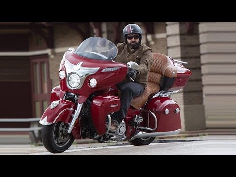 Indian Motorcycles Roadmaster Launched For Rs.37 Lakh