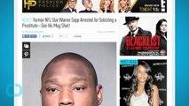 Former NFL Star Warren Sapp Arrested for Soliciting a Prostitute