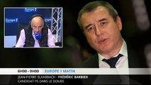 """Doubs : le candidat PS """"apprécie"""" le soutien de Juppé"""